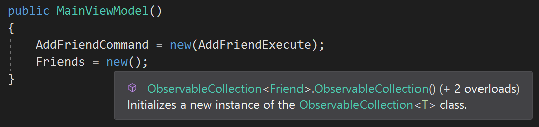 C# 9.0: Target-typed New Expressions – Make Your Initialization Code Less Verbose